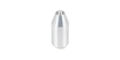 Push-in silent nozzle