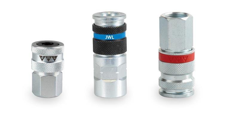 Couplings with private label