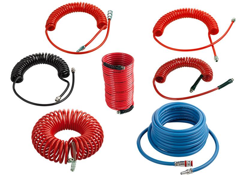 Compressed air hoses